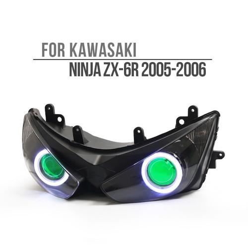 2006 2005 Kawasaki Ninja ZX6R headlight