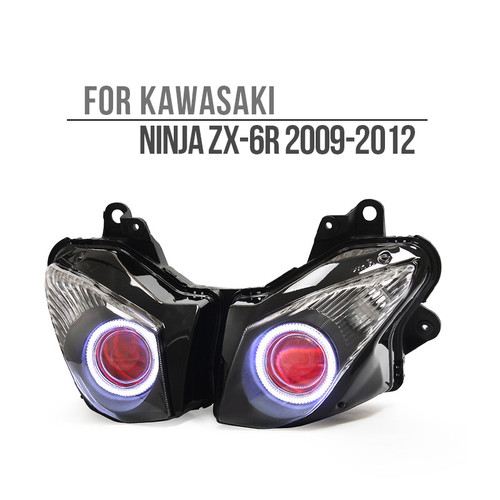 2009 2010 2011 2012 Kawasaki Ninja ZX6R headlight