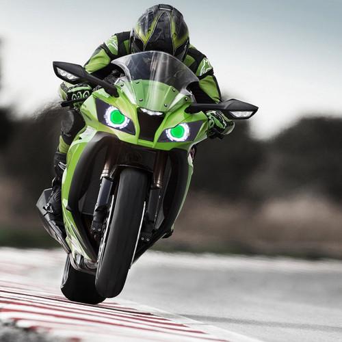 Kawasaki Ninja Zx10r Headlight 2011 2012 2013 2014 2015
