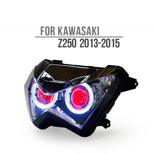 2013 2014 2015 2016 Kawasaki Z250 headlight