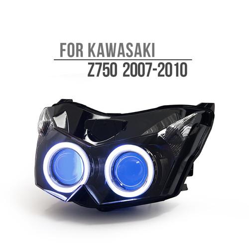 2007 2008 2009 2010 Kawasaki Z750 headlight