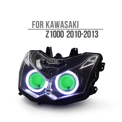 2010 2011 2012 2013 Kawasaki Z1000 headlight
