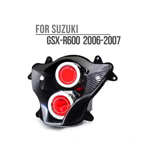 2006 2007 Suzuki GSXR600 headlight