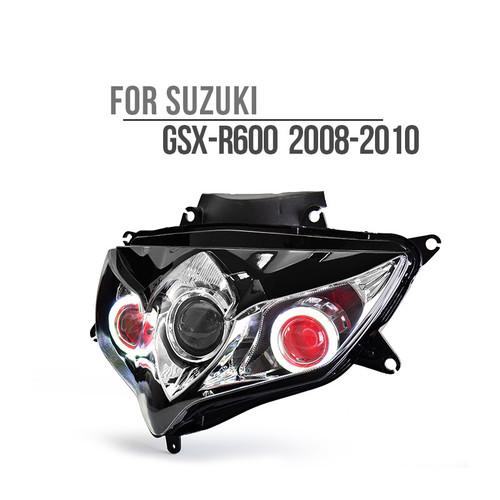 2008 2009 2010 Suzuki GSXR600 headlight