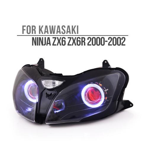 Kawasaki Ninja Zx6r Headlight 2000 2001 2002