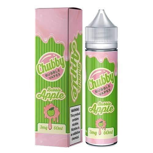Bubble Apple by Chubby Bubble Vapes - 60ml Juice MrVapes Australia