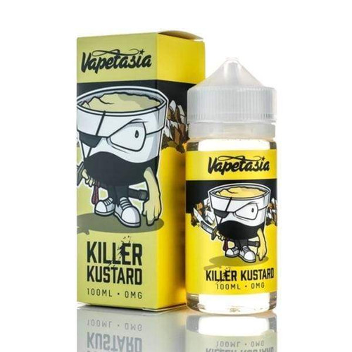 Killer Kustard E-Liquid by Vapetasia (100mL) eJuice MrVapes Australia