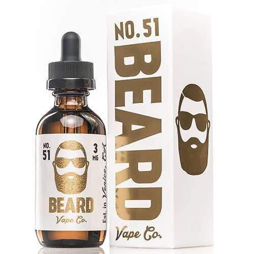 BEARD VAPE CO. - #51 (30ML) Juice MrVapes Australia