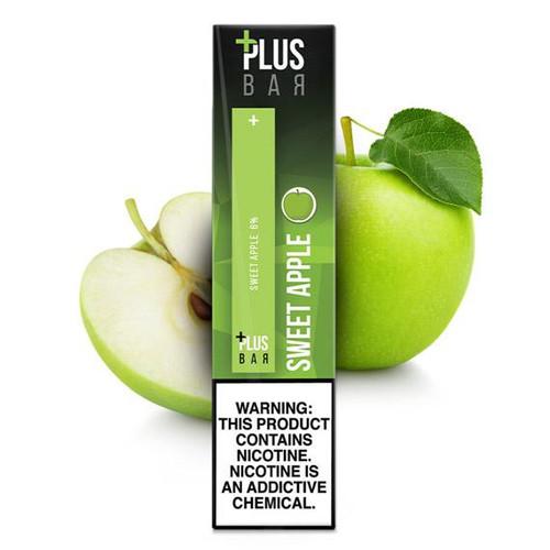 Plus Pods - Disposable Vape Pod Device - Sweet Apple