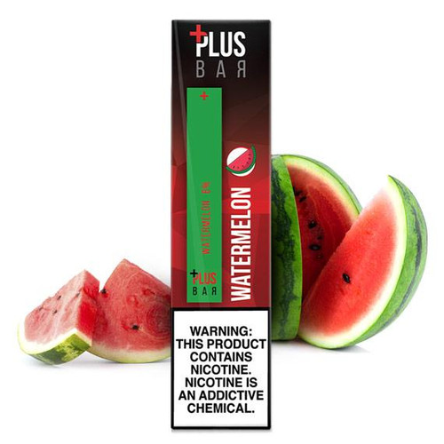 Plus Pods - Disposable Vape Pod Device - Watermelon