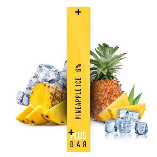 Plus Pods - Disposable Vape Pod Device - Pineapple ICE