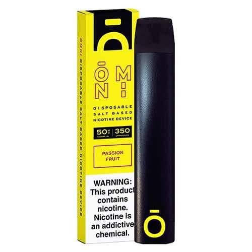 Omni - Disposable Vape Device - Passion Fruit Hardware Mrvapes Australia 1