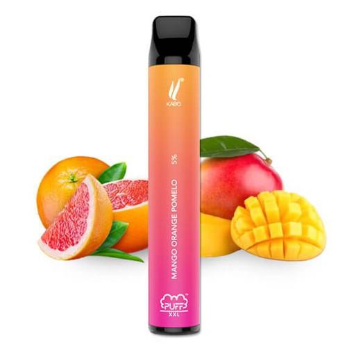 Mango Orange Pomelo - Puff Bar Xxl disposable Mrvapes Australia 1