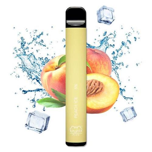 Peach Ice - Puff Bar Plus