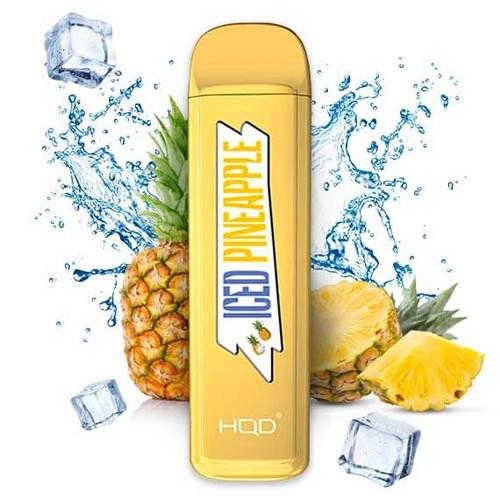 HQD Mega - Ice pineapple