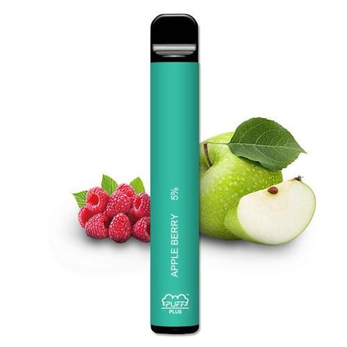 Apple Berry- Puff Bar Plus