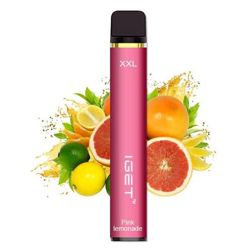 Pink Lemonade - Iget XXL Disposable Vape