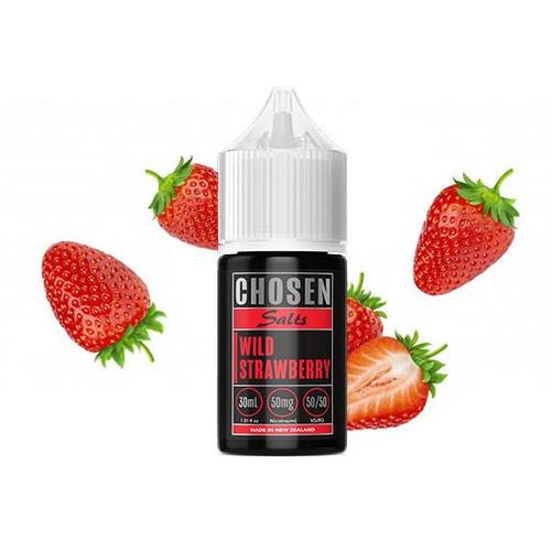 Chosen Salts - Wild Strawberry