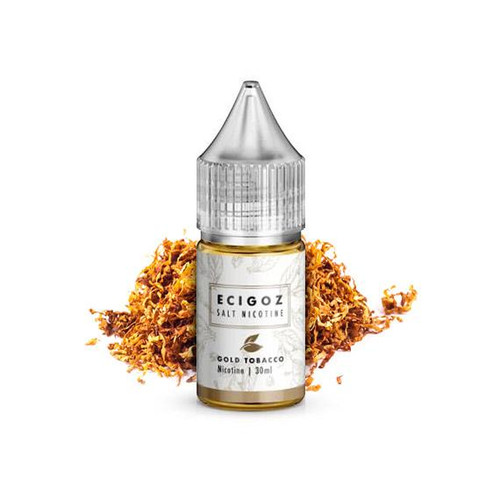 ECigOz Salts - Gold Tobacco