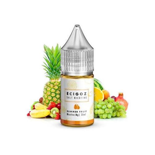 ECigOz Salts - Summer Fruits