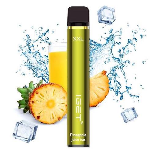 Pineapple Juice Ice - Iget XXL Disposable Vape