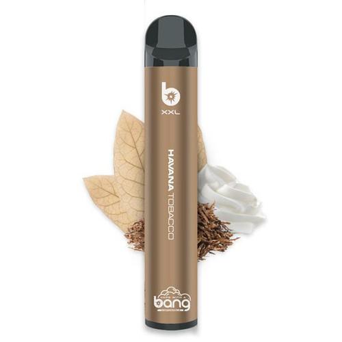 Havana tobacco - Bang xxl Disposable Vape