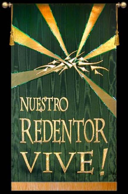 Nuestro Redentor Vive ! - Green