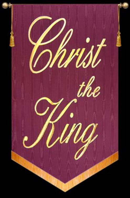 Christ The King Script