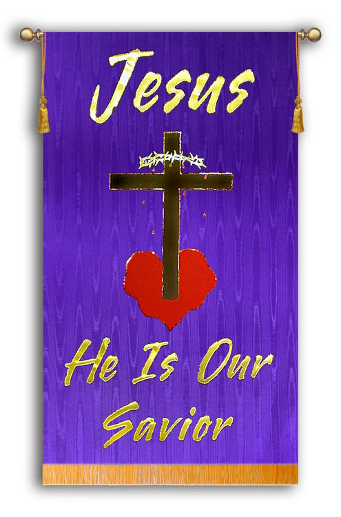 Jesus He Is Our Savior