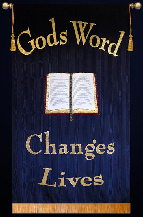 Gods Word Changes Lives