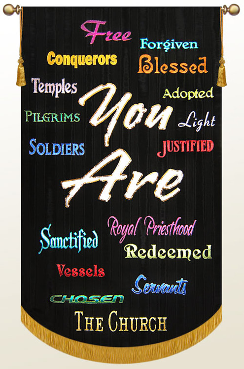 You Are - Names