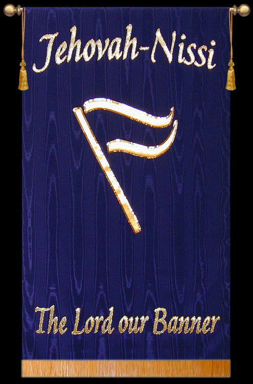 Jehovah Nissi - The Lord our Banner