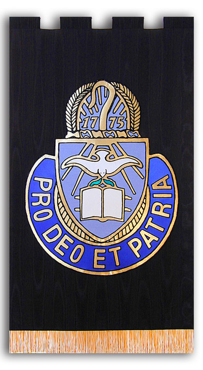 Pro Deo et Patria, For God and Country, Military Chaplain's Banner