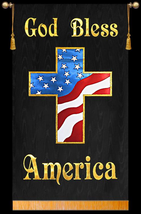 God Bless America 2016 vertical