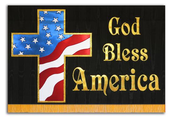 God Bless America 2016 horizontal