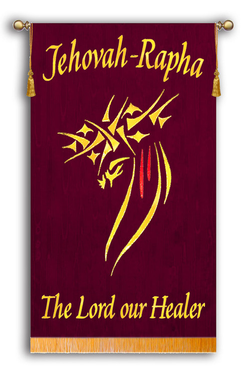 Jehovah Rapha - The Lord our Healer