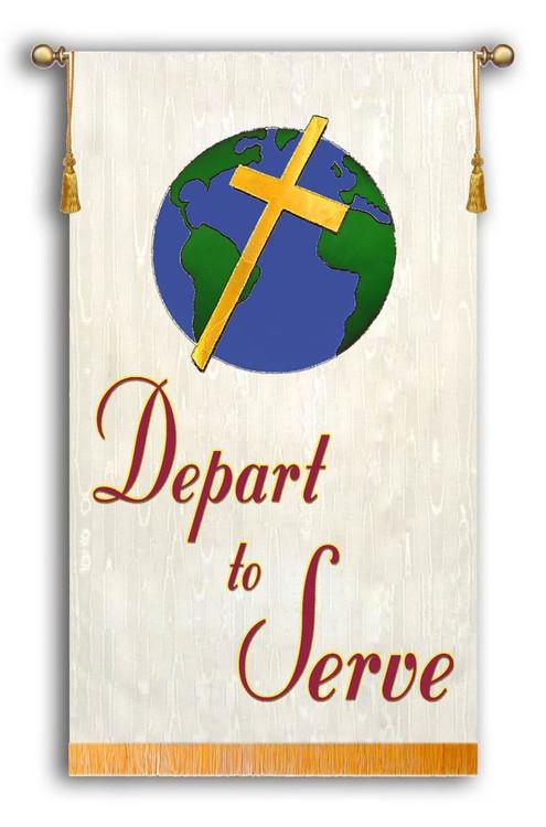 Depart to Serve