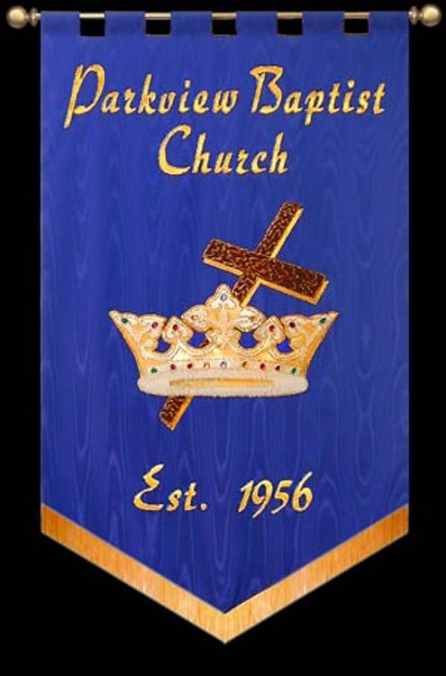 Customized for Your Church Parkview Baptist Church