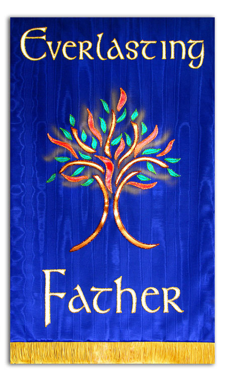 everlasting-father-processional-banner