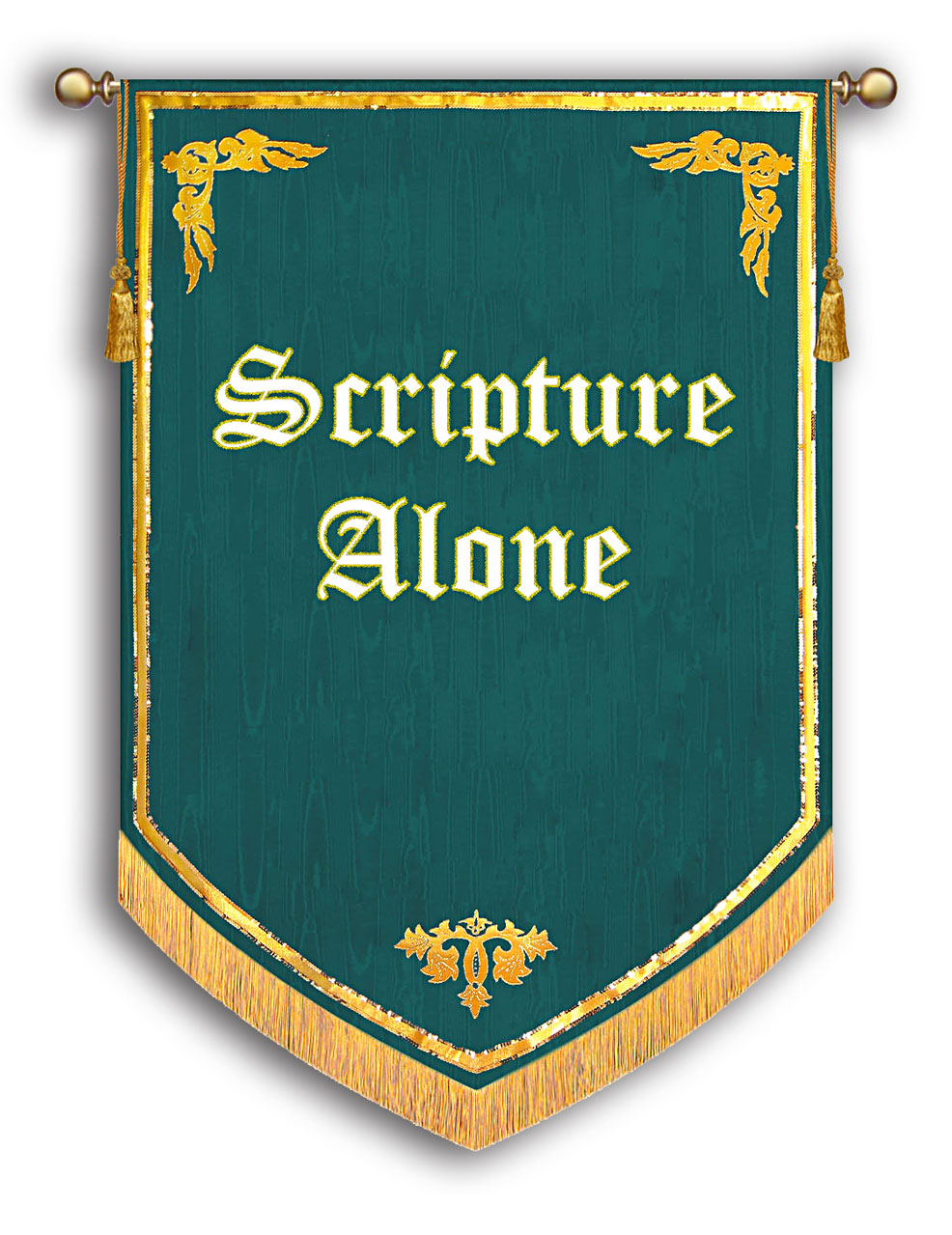 Scripture Alone Banner - Reformation 500