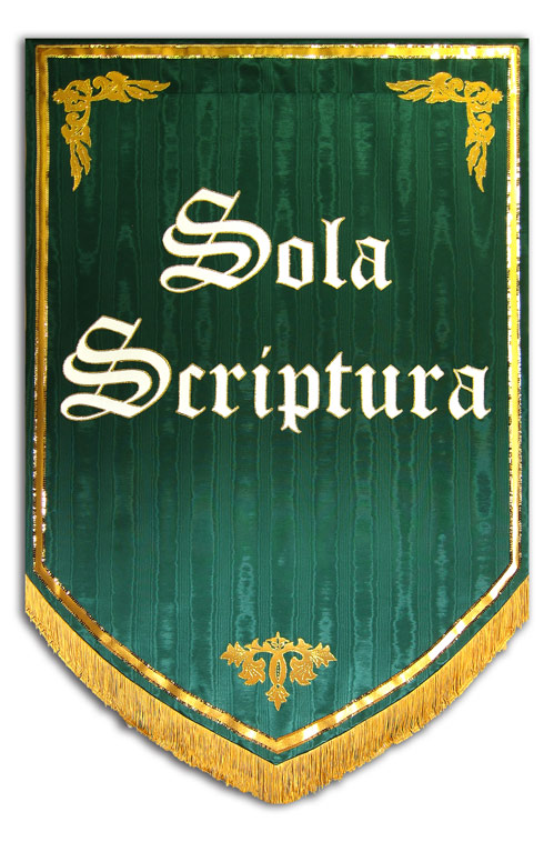 5 Solas Cloth Banner