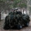 Red Rock Outdoors Desert / Grassland Camouflage Ghillie Blanket  5 x 12 70936