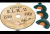 Carltons Calls Elk University PHD Diaphragm Calls with DVD 70810