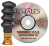 Johnny Stewart Squirrel Call With Instructional CD 08202
