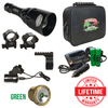 Wicked Lights A48iC Green Night Hunting Light Kit