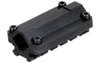 UTG Universal Single-rail Rifle Barrel Mount, 5 Slots BR005S