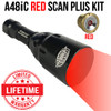 Wicked Lights A48iC Red Scan Plus Night Hunting Light