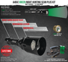 Wicked Lights A48iC GREEN Scan Plus Night Hunting Light Kit contents