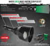 Wicked Lights W403iC GREEN Scan Plus Night Hunting Light Kit contents
