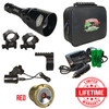 Wicked Lights A48iC RED Night Hunting Light Kit